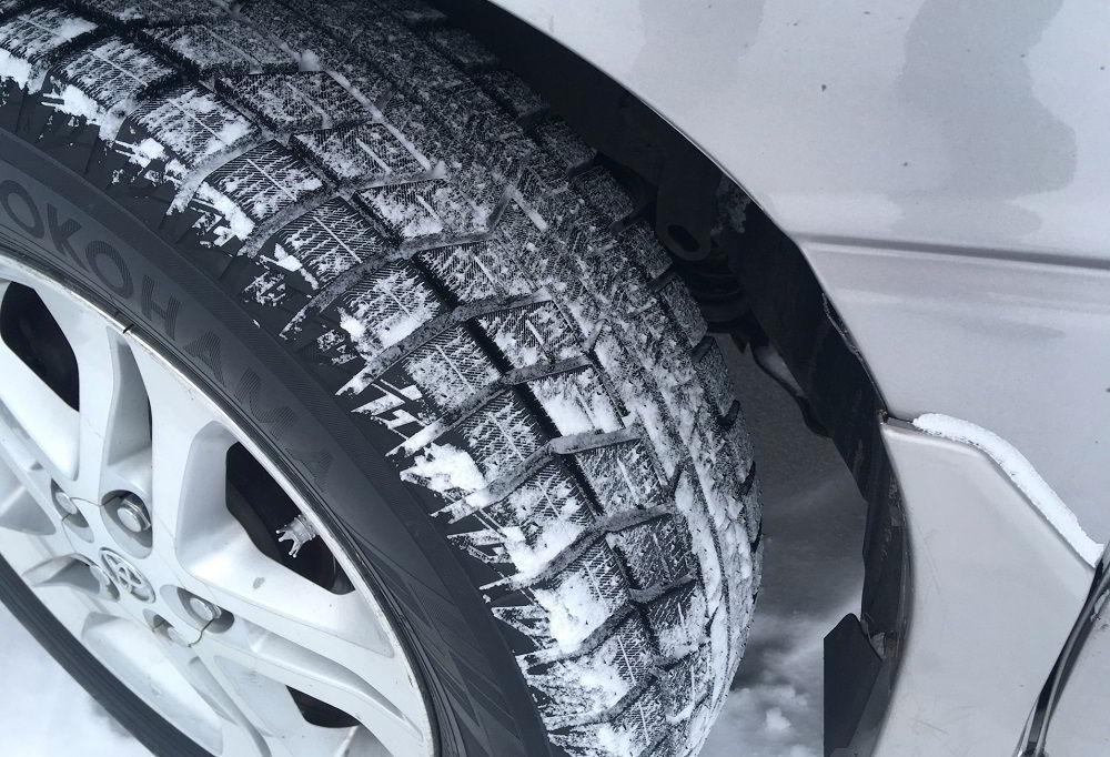 Зимние нешипованные шины Yokohama Ice Guard IG60
