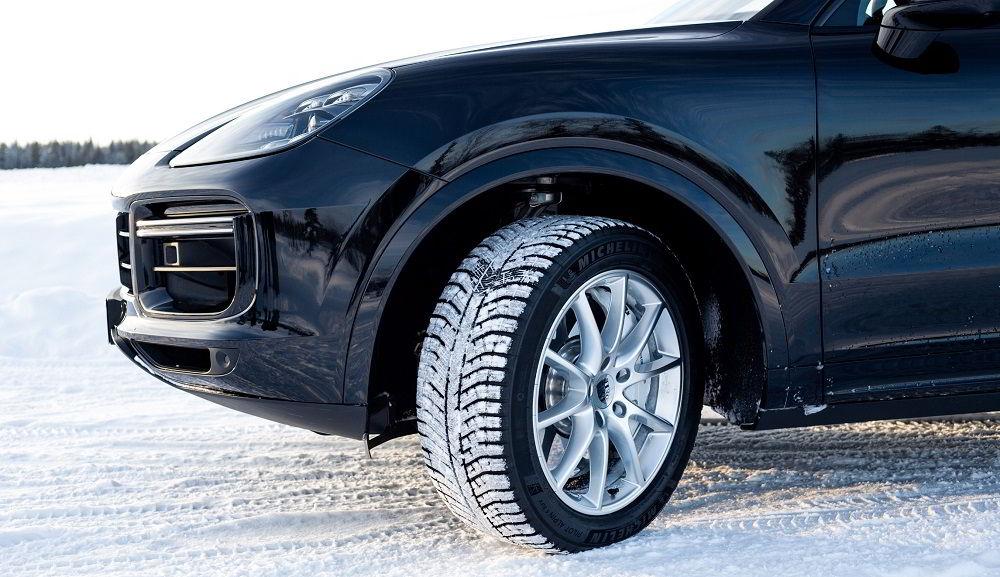 Зимние нешипованные шины MICHELIN Pilot Alpin 5 SUV