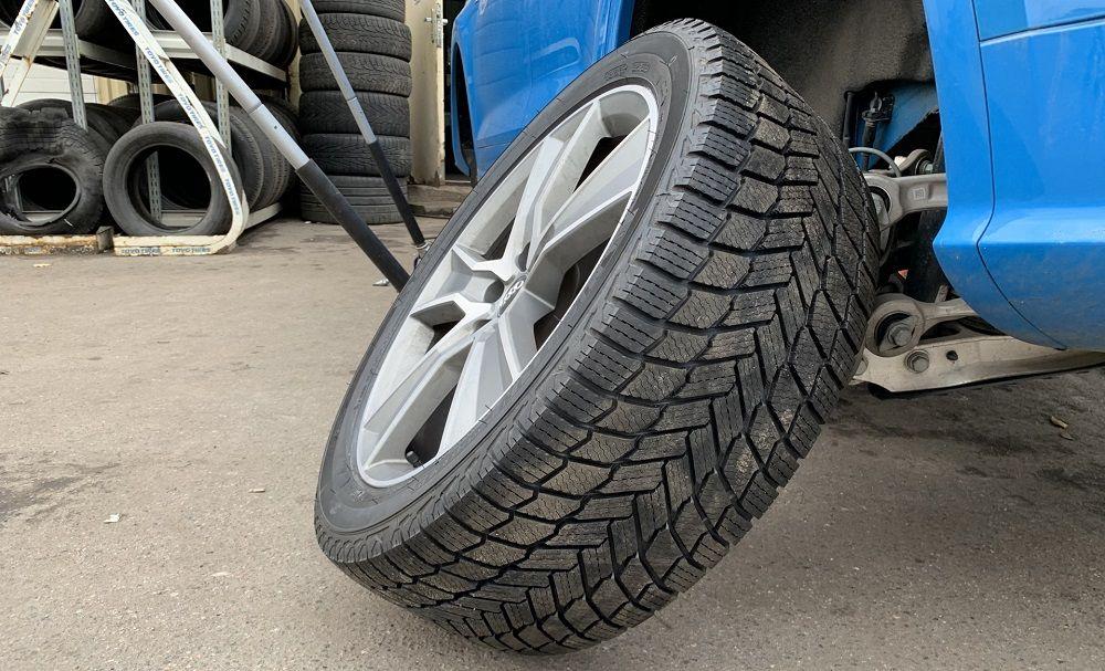 Зимние шины для легковых авто Continental ContiVikingContact 7