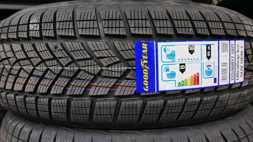Зимние шины для легковых авто Goodyear UltraGrip SUV+