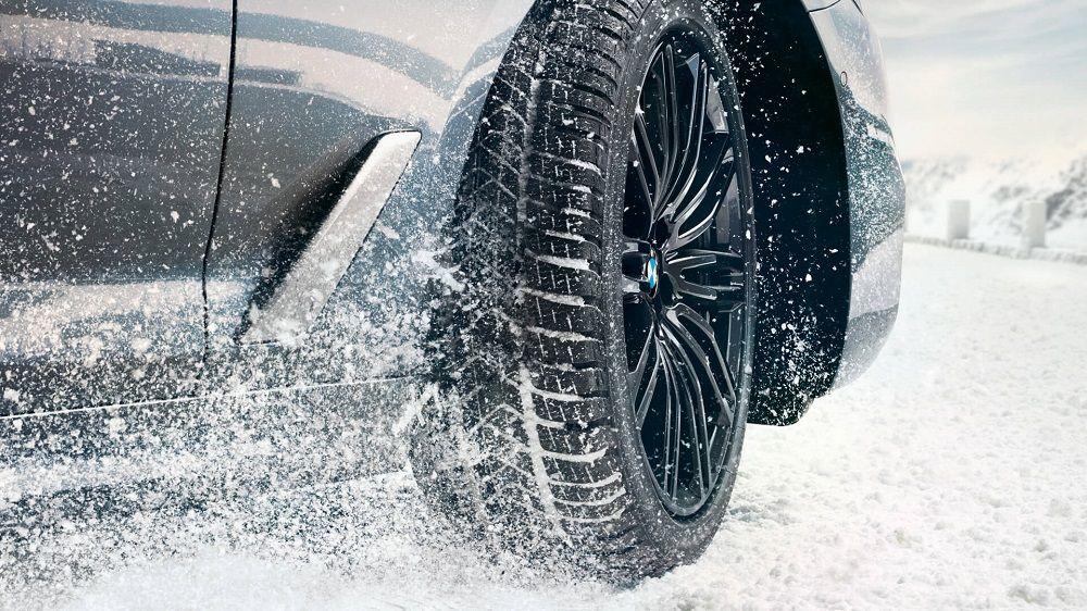 Зимние шины для легковых авто