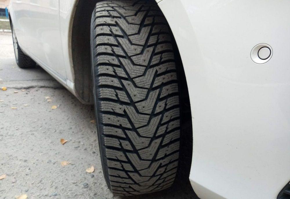 Зимние шипованные шины Hankook Tire Winter iPike RS2