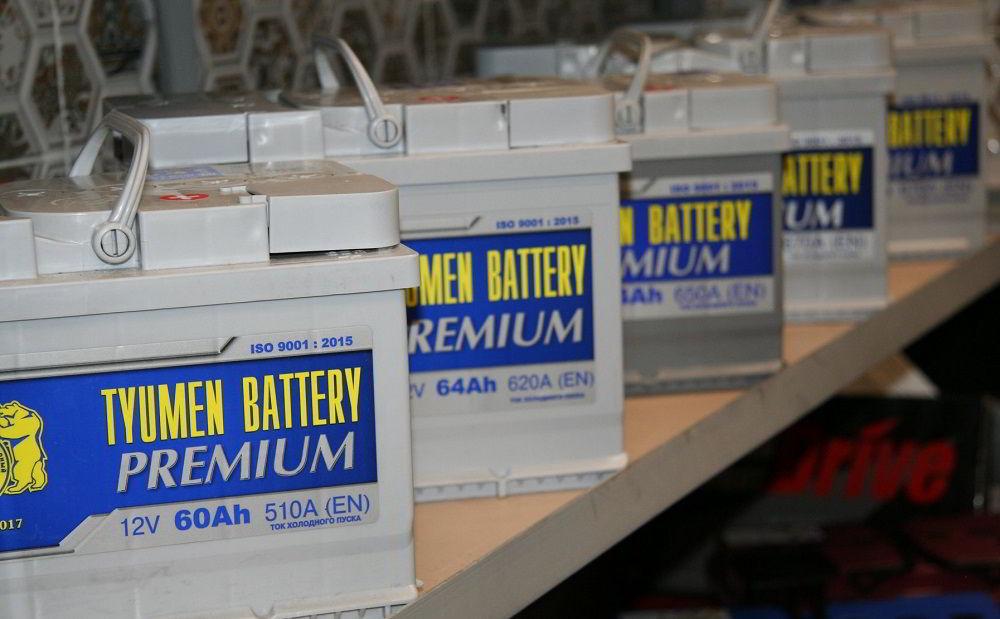 Аккумулятор для зимы Tyumen Battery 6CT-60L Premium