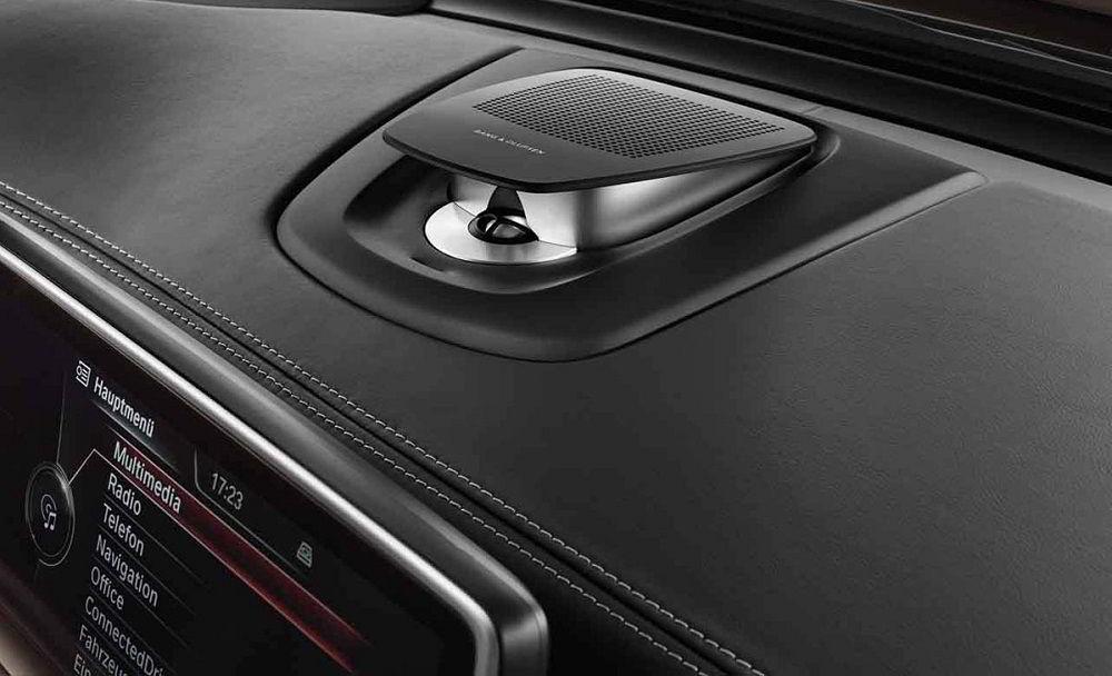 Автомобильная аудиосистема Bang&Olufsen