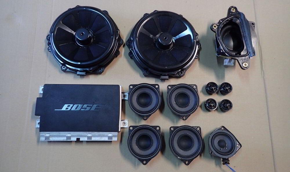 Автомобильная аудиосистема Bose