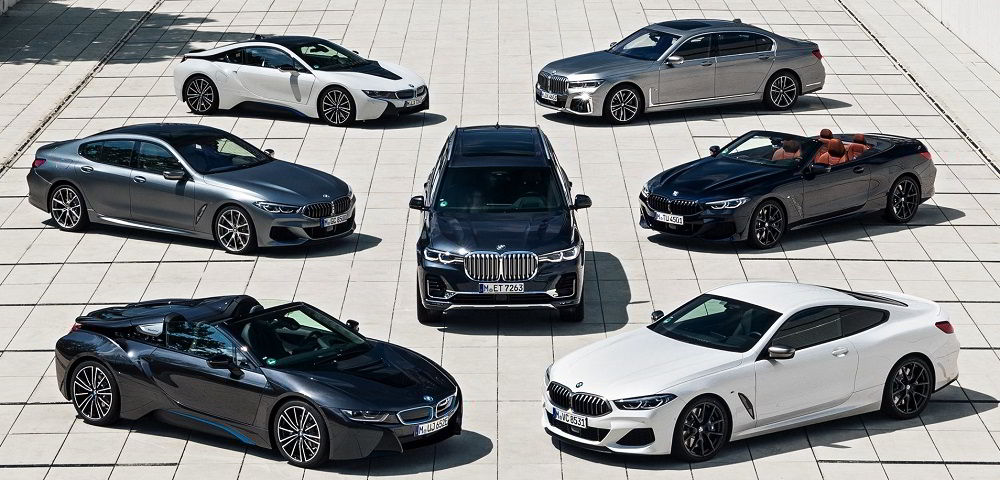 Дорогие в обслуживании автомобили BMW