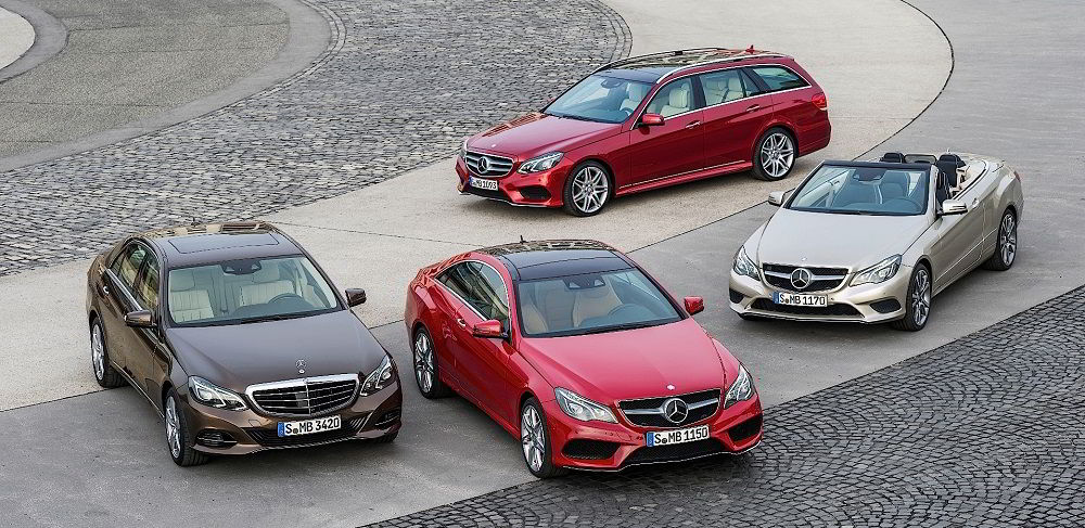Дорогие в обслуживании автомобили Mercedes