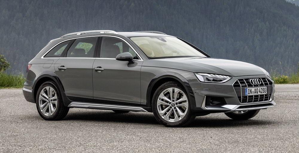 Дорогой в обслуживании автомобиль Audi A4 Allroad
