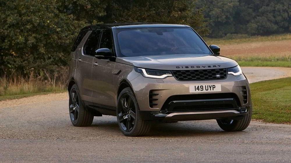 Дорогой в обслуживании автомобиль Land Rover Discovery