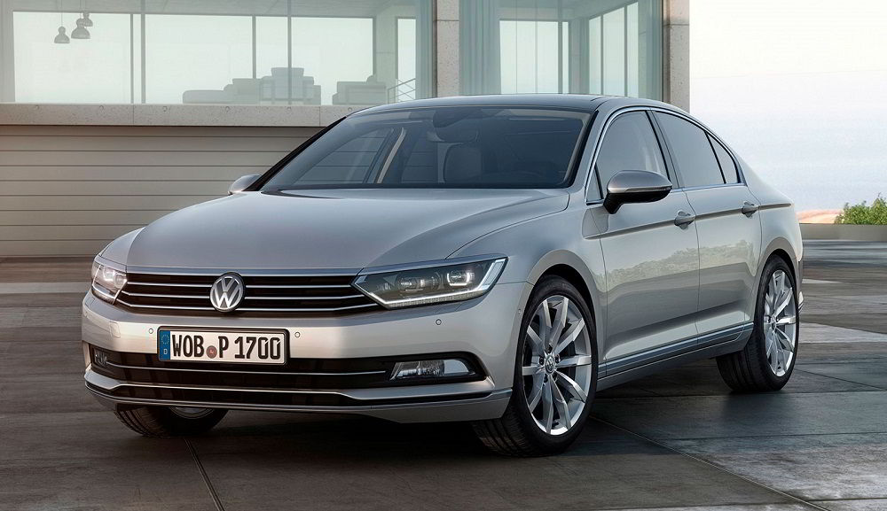 Дорогой в обслуживании автомобиль Volkswagen Passat