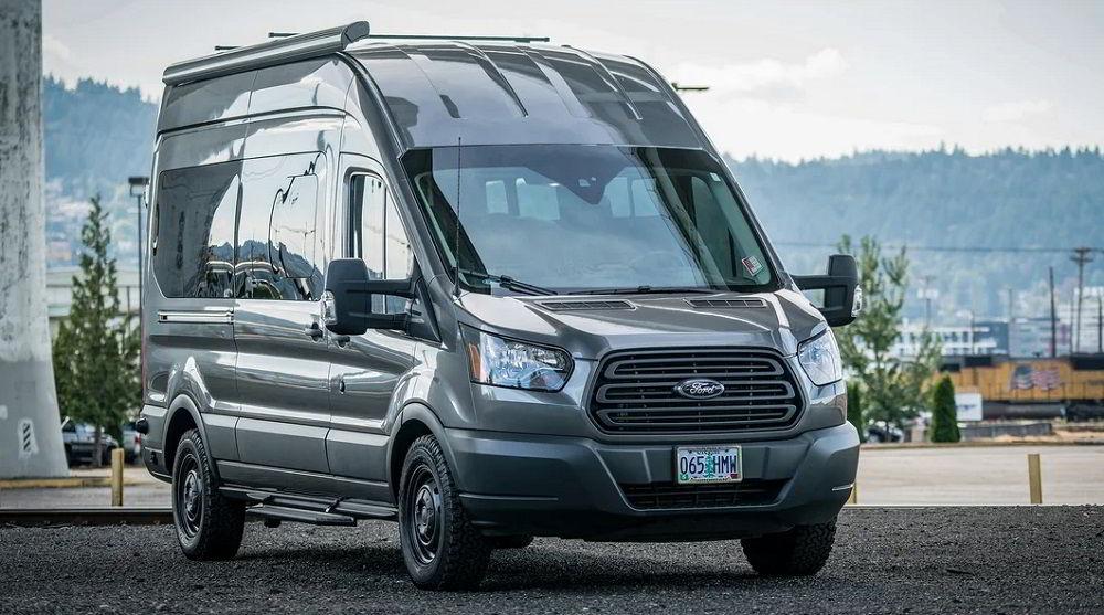 Лучший микроавтобус Ford Transit