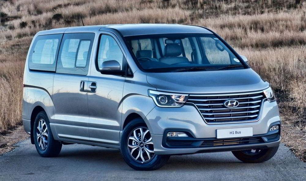 Лучший микроавтобус Hyundai H-1