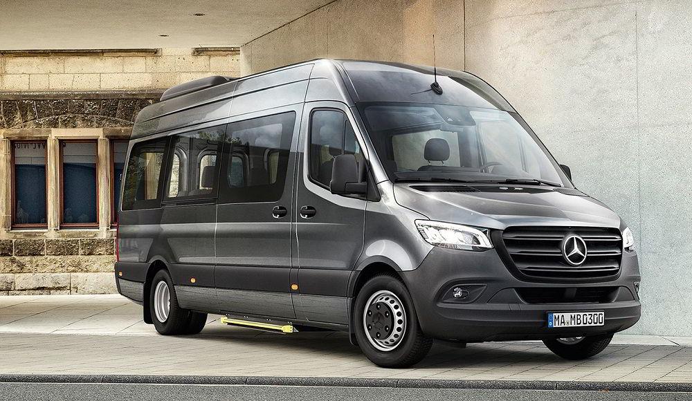Лучший микроавтобус Mercedes-Benz Sprinter