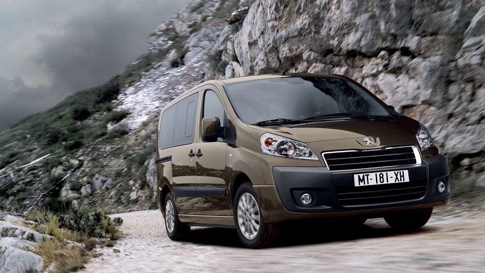Лучший микроавтобус Peugeot Expert Tepee