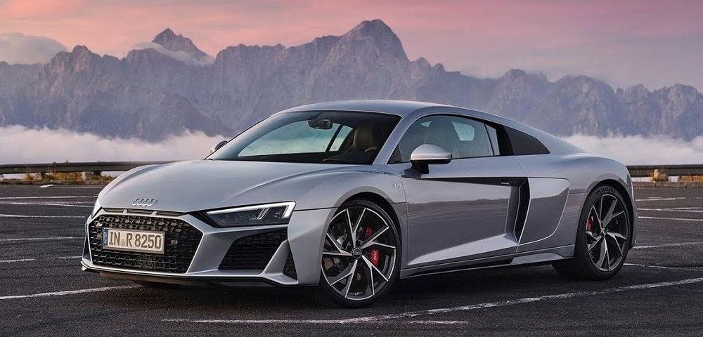 Лучший по управляемости автомобиль Audi R8