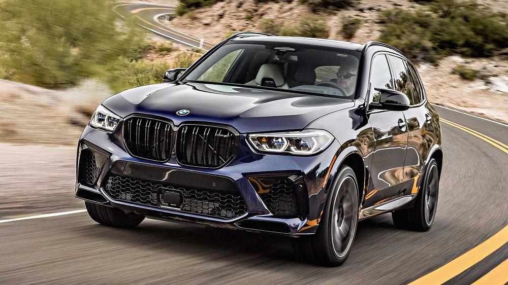 Лучший по управляемости автомобиль BMW X5