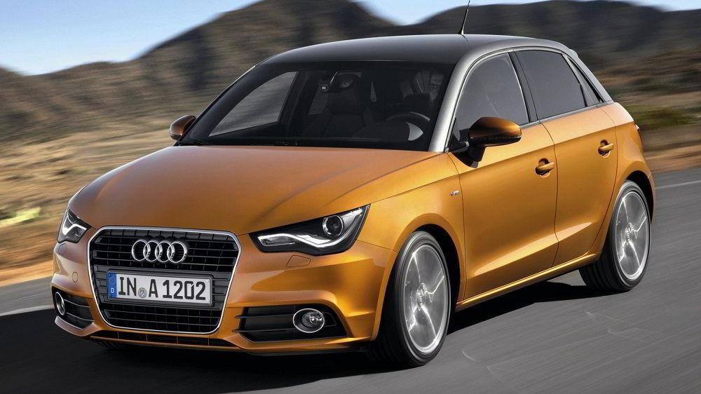 Надёжный автомобиль с пробегом Audi A1