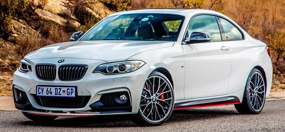 Надёжный автомобиль с пробегом BMW 2 Series