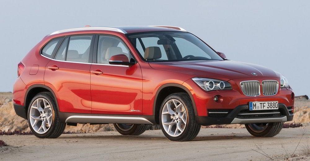 Надёжный автомобиль с пробегом BMW X1 2012