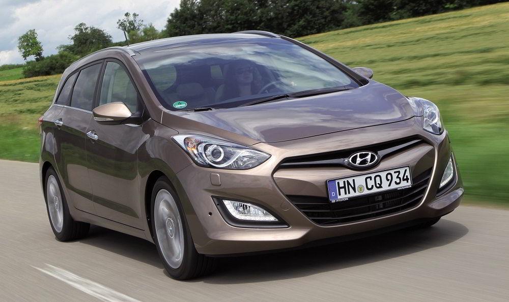 Надёжный автомобиль с пробегом Hyundai i30