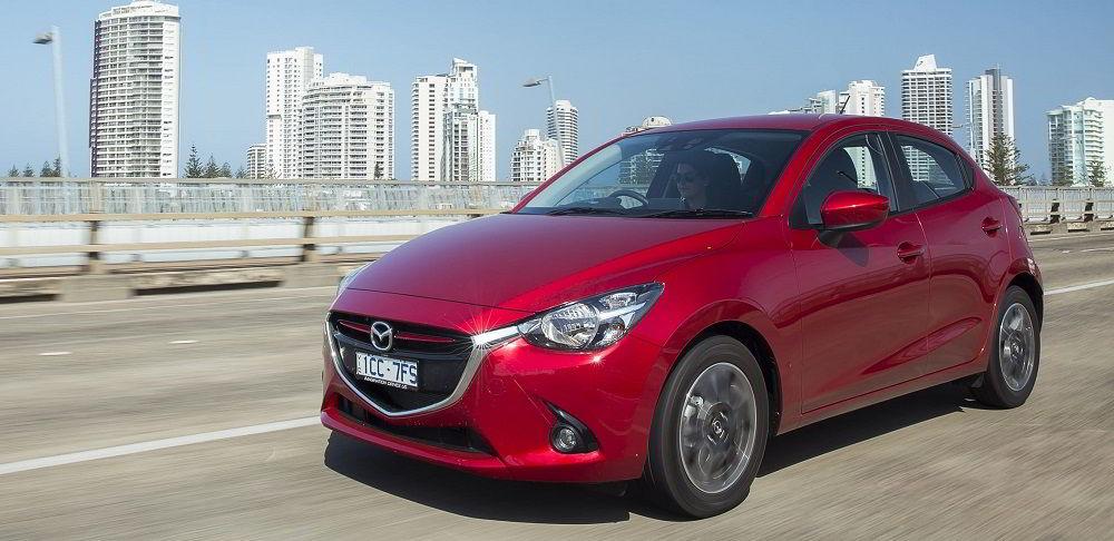 Надёжный автомобиль с пробегом Mazda 2