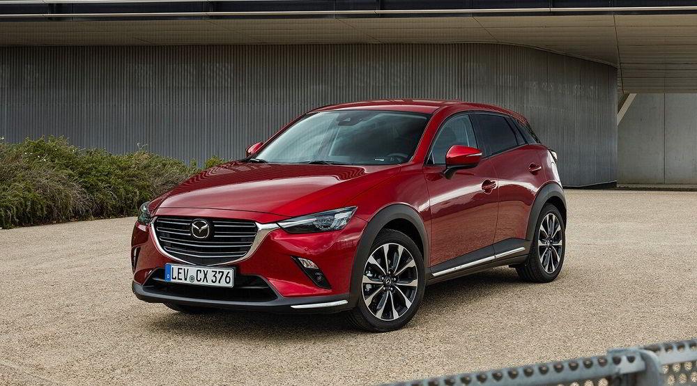 Надёжный автомобиль с пробегом Mazda CX-3 2018