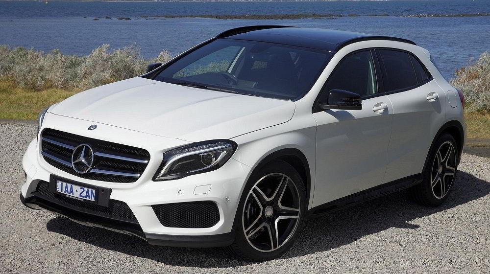 Надёжный автомобиль с пробегом Mercedes GLA