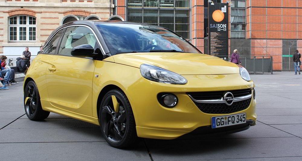Надёжный автомобиль с пробегом Opel Adam