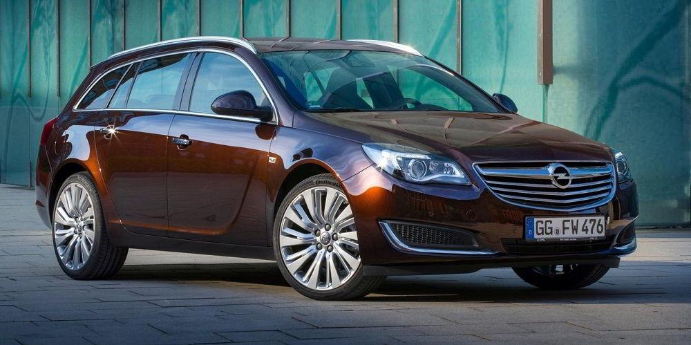 Надёжный автомобиль с пробегом Opel Insignia