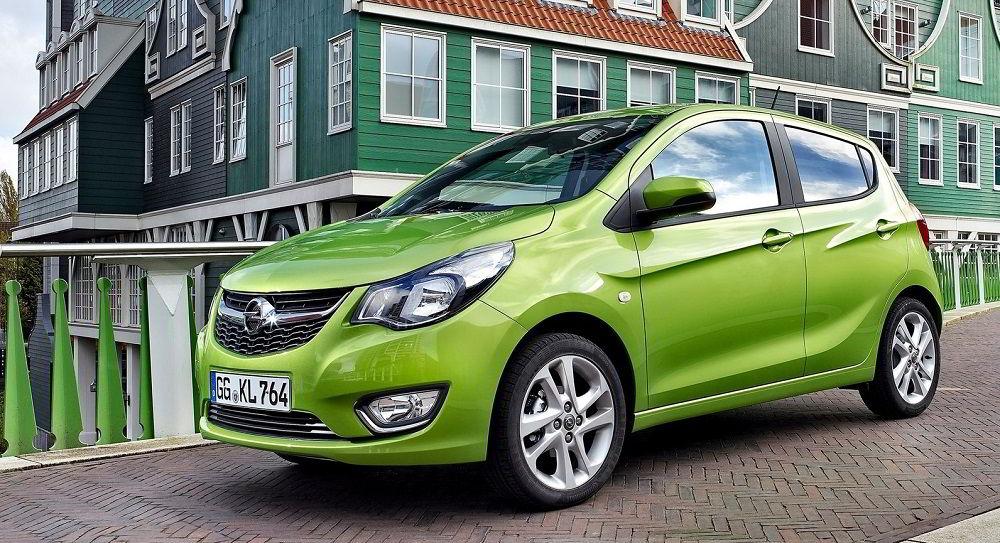 Надёжный автомобиль с пробегом Opel Karl