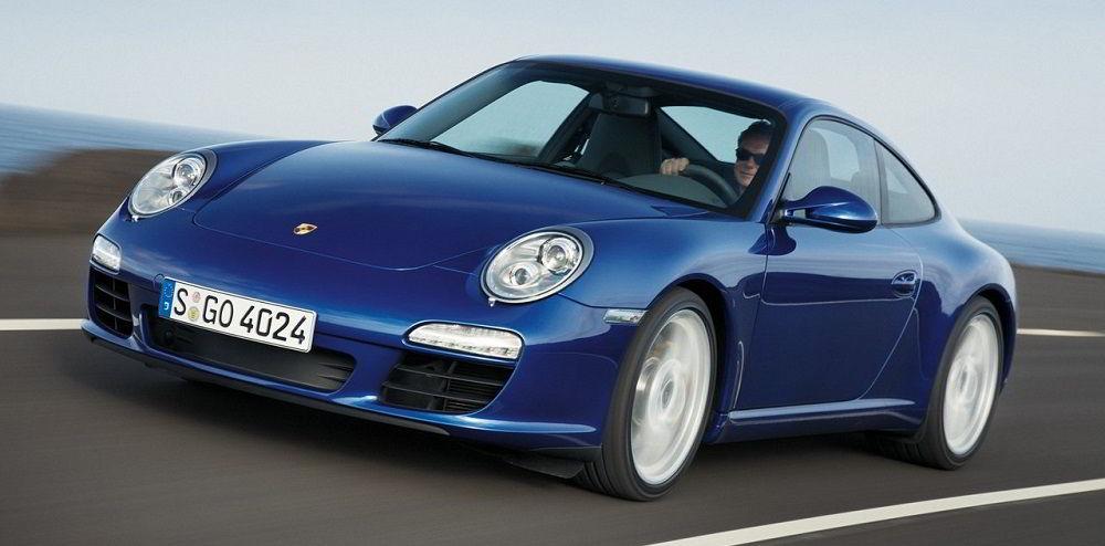 Надёжный автомобиль с пробегом Porsche 911 2012