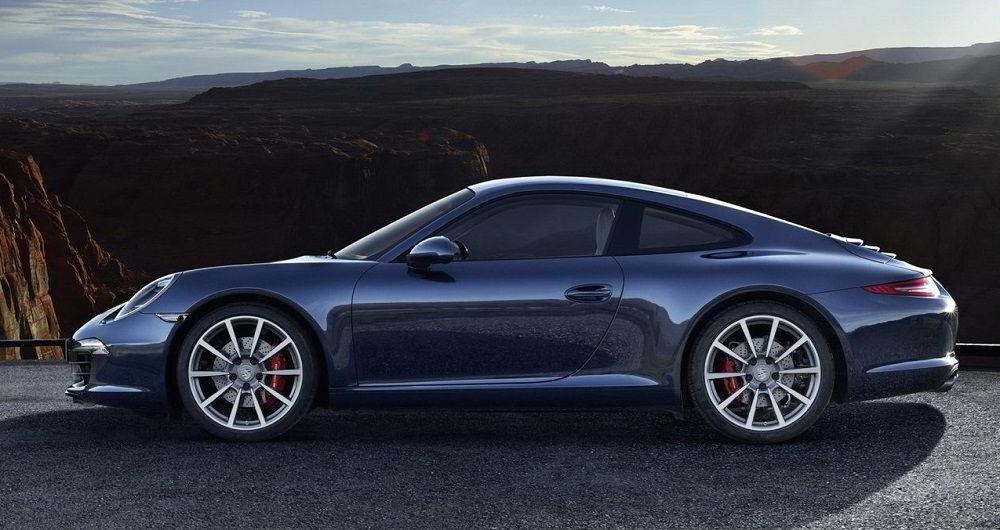 Надёжный автомобиль с пробегом Porsche 911 2014