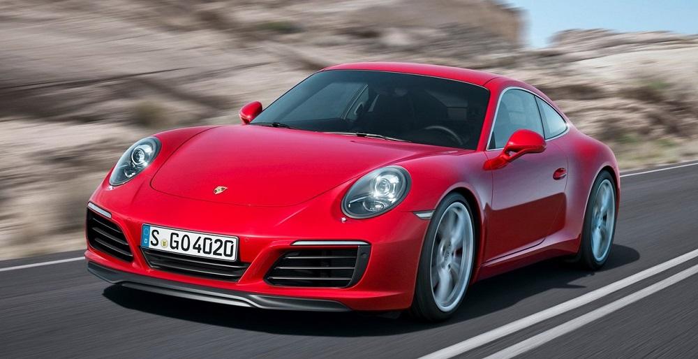 Надёжный автомобиль с пробегом Porsche 911 2016