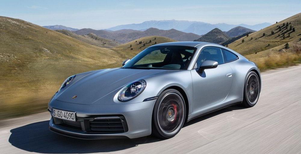 Надёжный автомобиль с пробегом Porsche 911 2018