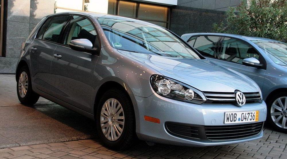 Надёжный автомобиль с пробегом Volkswagen Golf 2010