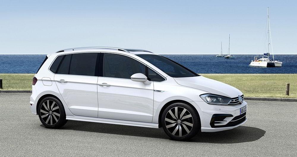 Надёжный автомобиль с пробегом Volkswagen Golf Sportsvan 2016