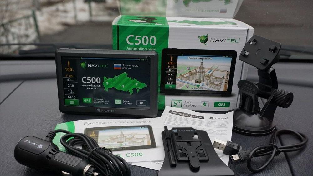 Навигатор для такси Navitel C500