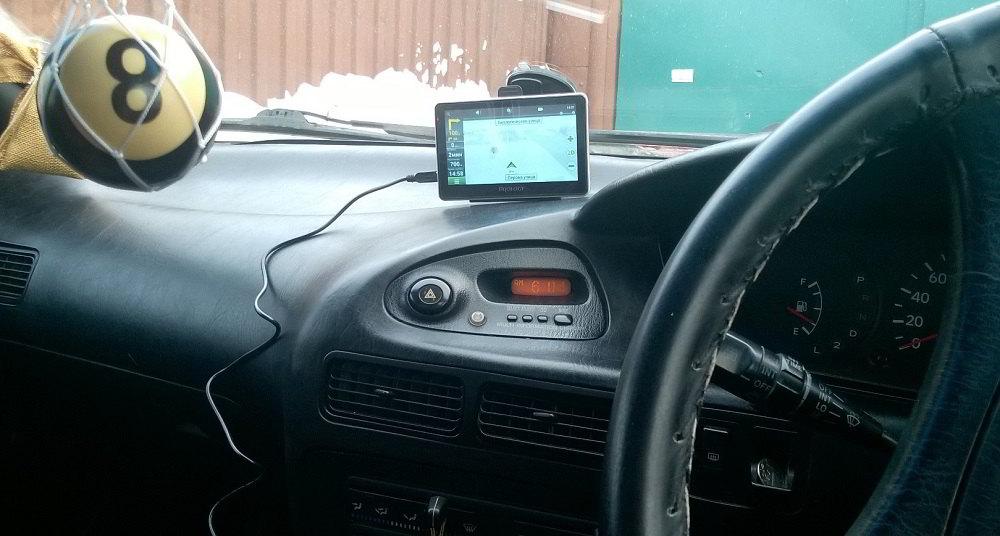 Навигатор для такси Prology iMap 5800