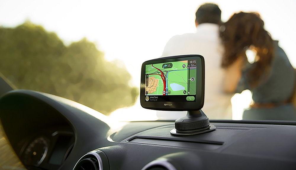 Навигатор с услугой «пробки» TomTom GO Essential 6