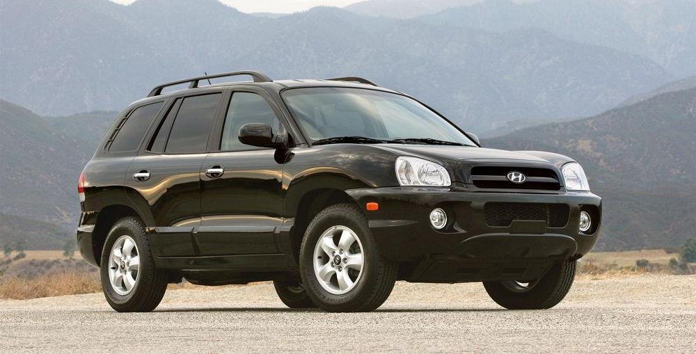 Подержанный кроссовер до 300 тысяч Hyundai Santa Fe