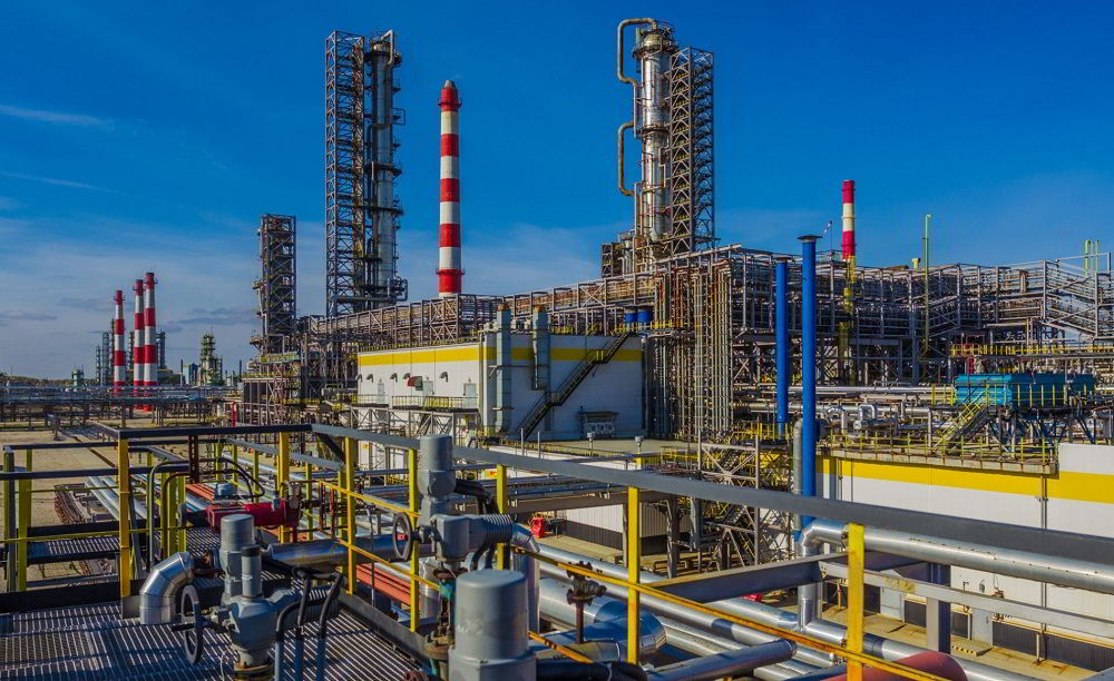 Производитель топлива Рязанский нефтеперерабатывающий завод