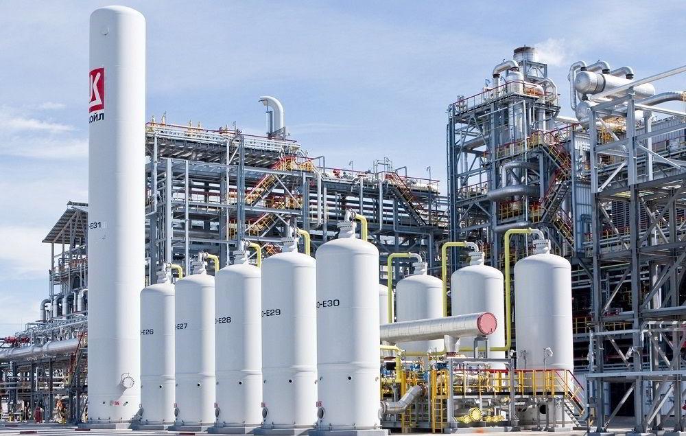 Производитель топлива Волгоградский нефтеперерабатывающий завод
