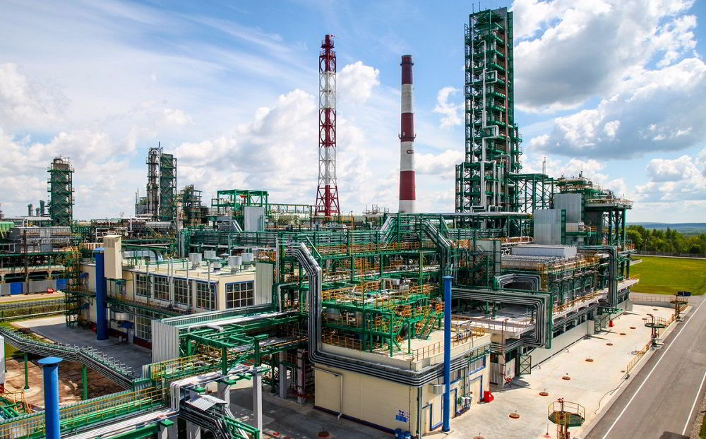 Производитель топлива Ярославнефтеоргсинтез