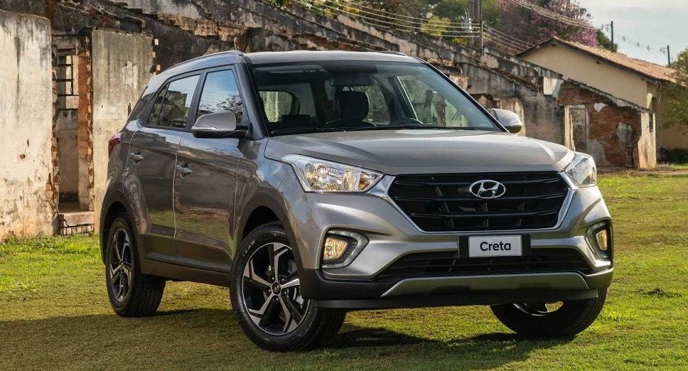 Автомобиль до 1500000 рублей Hyundai Creta