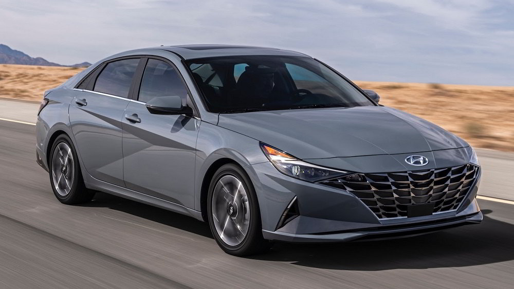 Автомобиль до 1500000 рублей Hyundai Elantra