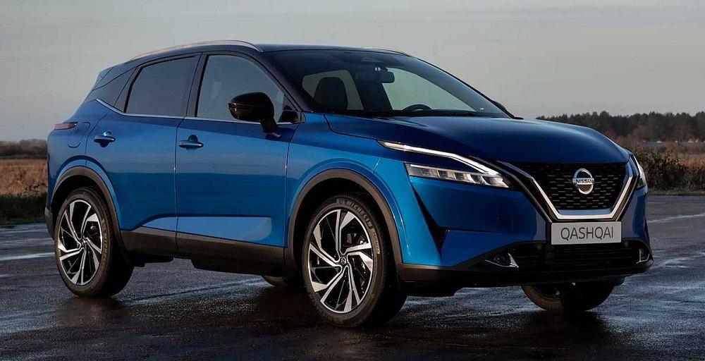 Автомобиль до 1500000 рублей Nissan Qashqai