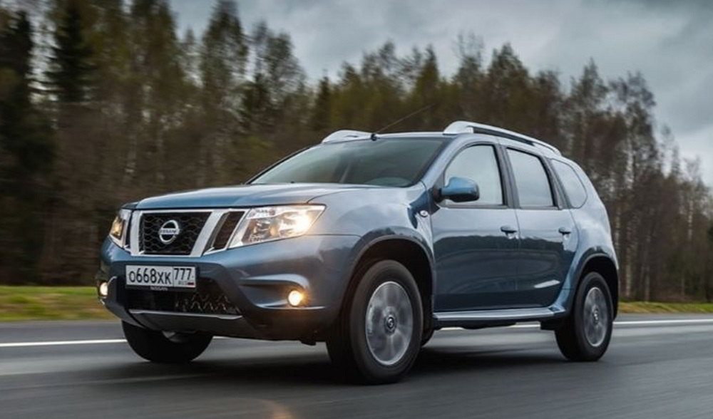 Автомобиль до 1500000 рублей Nissan Terrano