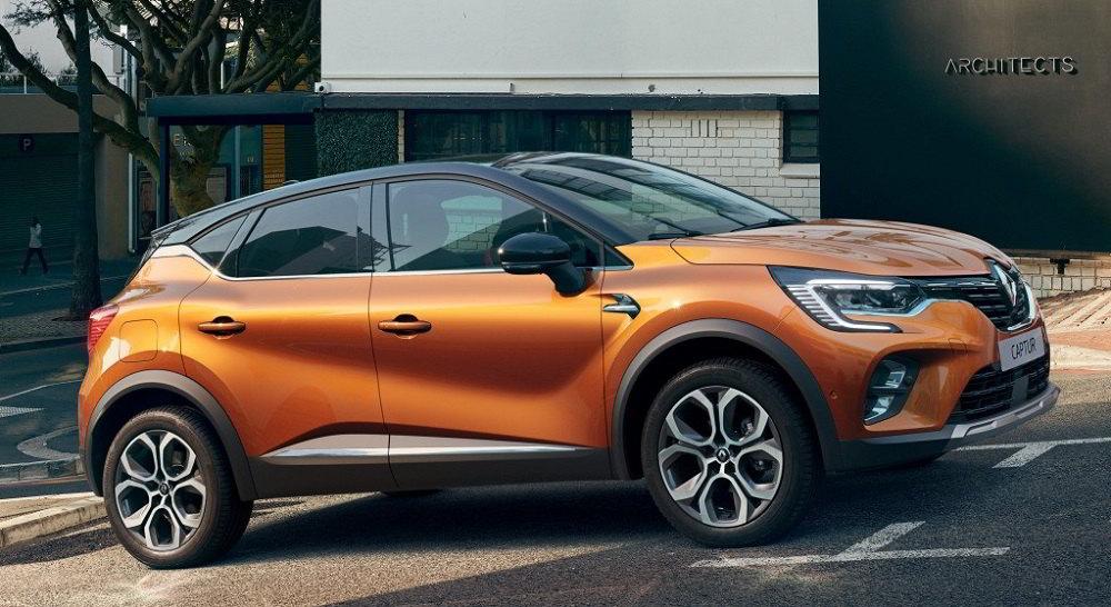 Автомобиль до 1500000 рублей Renault Kaptur