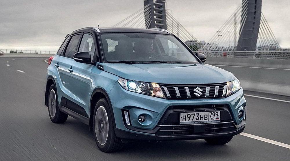Автомобиль до 1500000 рублей Suzuki Vitara