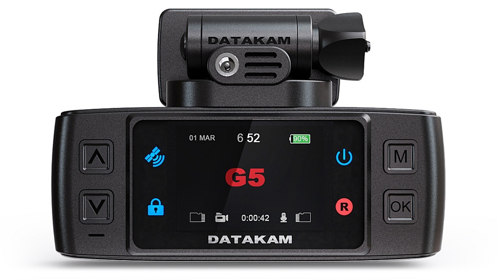 Видеорегистратор DataKam G5 City BF